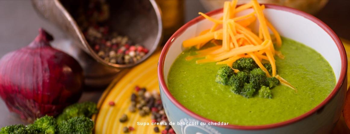 papanonica supă crema de broccoli