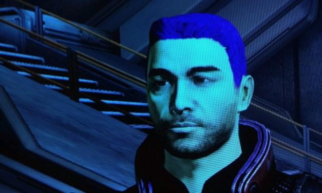 De la trilogía de Mass Effect