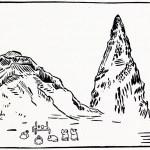 Las dos montañas