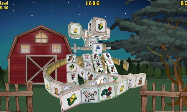 Barnyard Mahjong 3: Hazte pato con las fichas