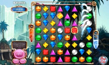 Bejeweled 3: si me dieran un peso por cada joya…