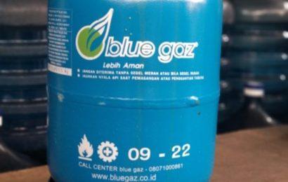 Pesan Blue Gaz Jakarta Barat