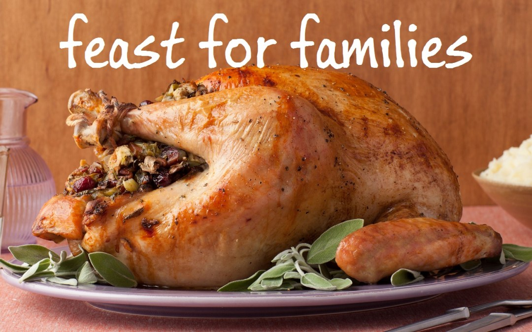 Help local families this holiday season through Feast for Families