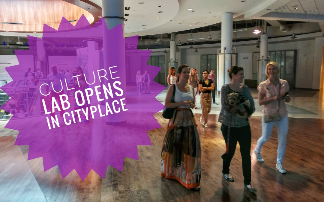 The Culture Lab opens in CityPlace