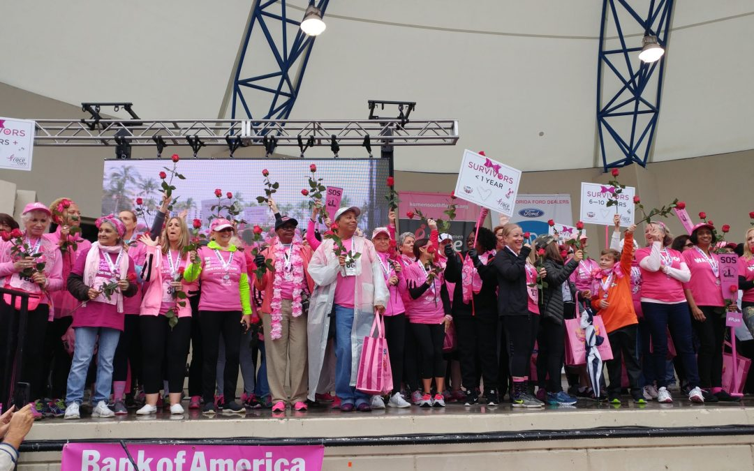 West Palm Beach Race for the Cure 2020 is Saturday