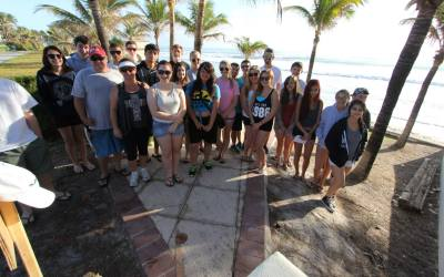 Interview with Diane Buhler on Adopt the Palm Beaches beach cleanups
