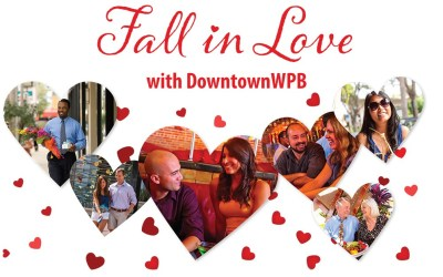 Last call – Downtown Dinner events on Valentine's Day