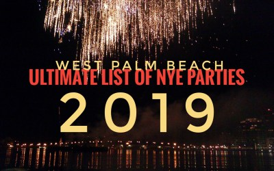 New Year's Eve 2019 Parties in West Palm Beach