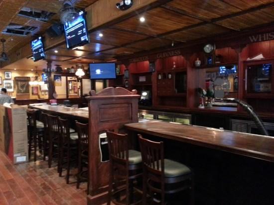 The Bar at J. Flynns