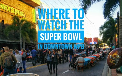 9 Places to watch the Super Bowl in Downtown West Palm Beach