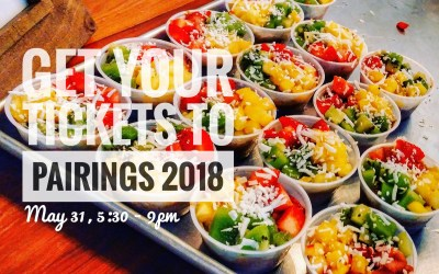 Don't miss Pairings 2018 – Food and Drink in Downtown WPB