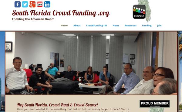 South Florida Crowd Funding