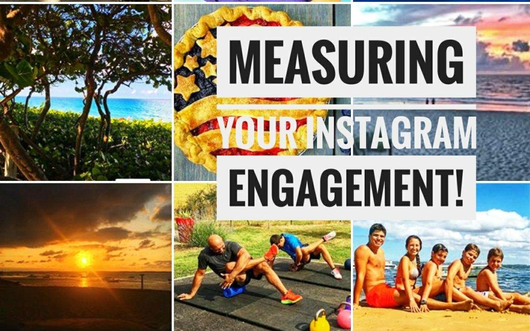 Sharpening your Social Skills: Measuring Engagement on Instagram