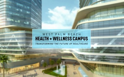 Health & Wellness Campus being pitched to the CRA for the Tent Site