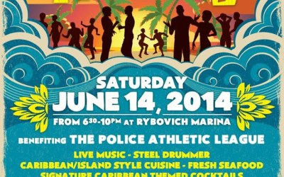 Support the WPB Police Athletic League and bust out your Limbo moves ata Night in the Tropics