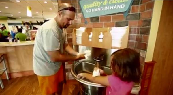 PDQ Hand Washing Station