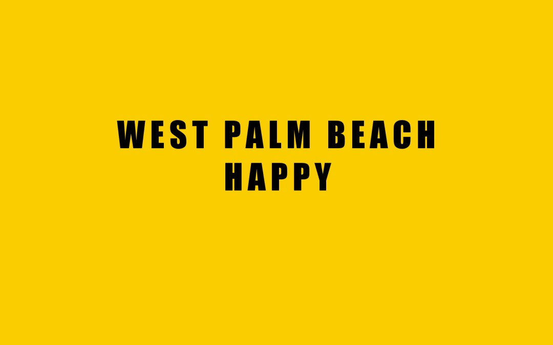 "Help create a Music Video for Pharrell's ""Happy"" in West Palm Beach"