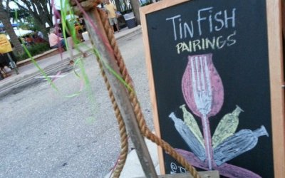 Tonight is PAIRINGS – 25 restaurants offering tastes of food & wine