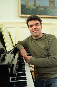 Großer Chor München Clayton Bowman Chorleiter