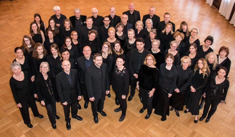 Gruppenfoto AGV Großer Chor