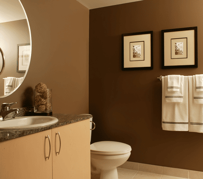 what kind bathroom paint should i use? | a.g. williams painting