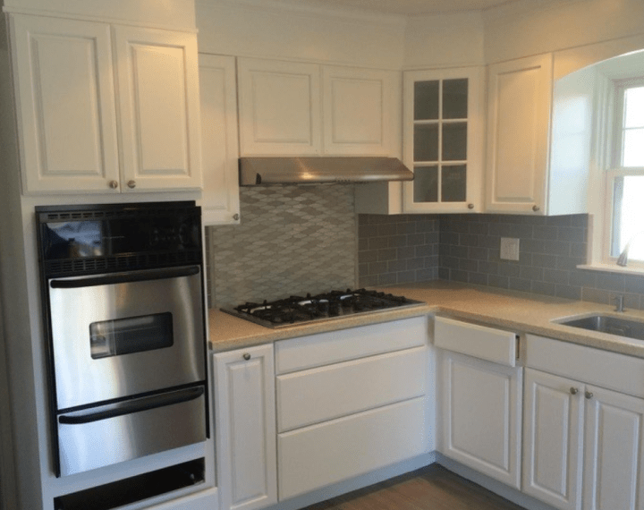 Cleaning white cabinets for What is the best way to paint kitchen cabinets white