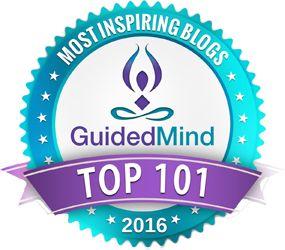Aha!NOW Guided Mind Personal development blog award 2016