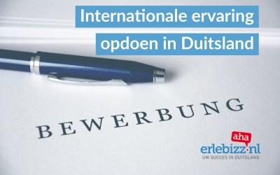 Hanzehogeschool Groningen wil studenten verleiden om in Duitsland te gaan werken