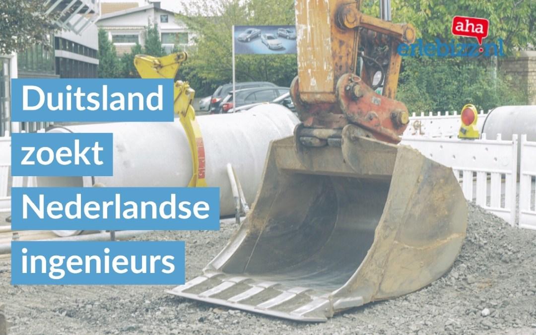 Duitsland wil leren van en samenwerken met Nederlandse ingenieurs