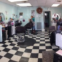 Small Town Hairdressers ROCK!