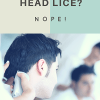 Haircuts and Head Lice?  NOPE!