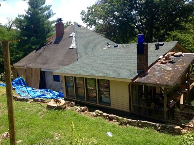 Big Creek roofing
