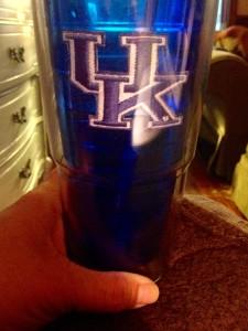 Martie's favorite cup.