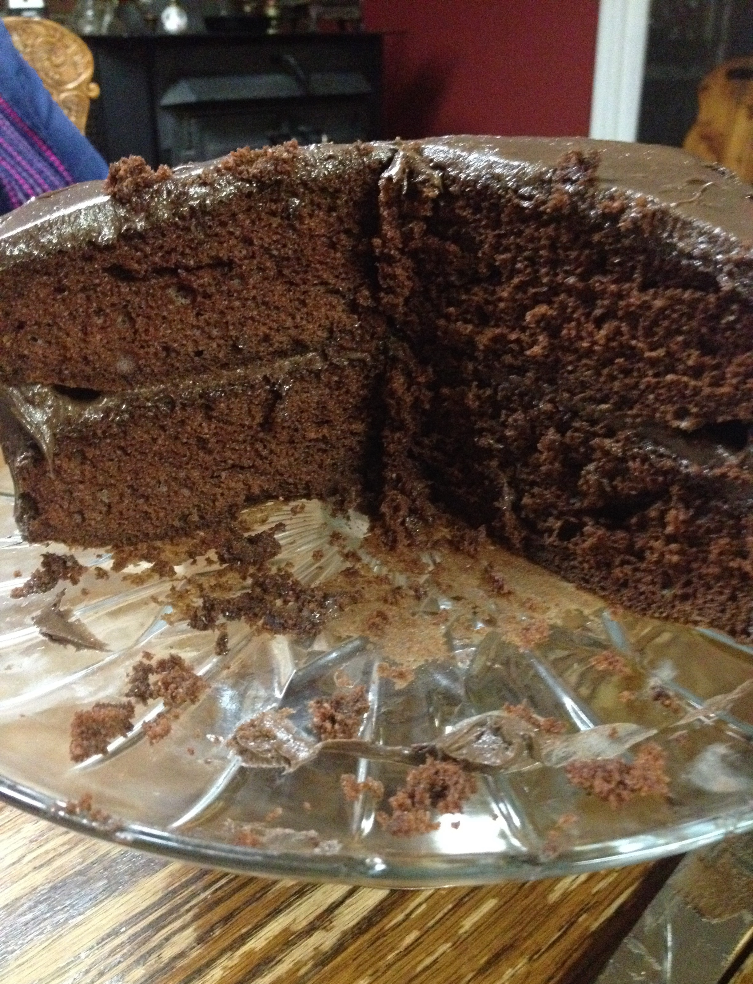 Cake Doctor Darn Good Chocolate Cake