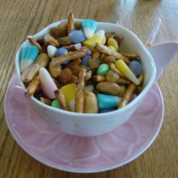A Spring Snack Mix | Weekend In Pictures