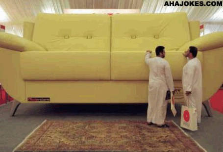The Oversized Couch
