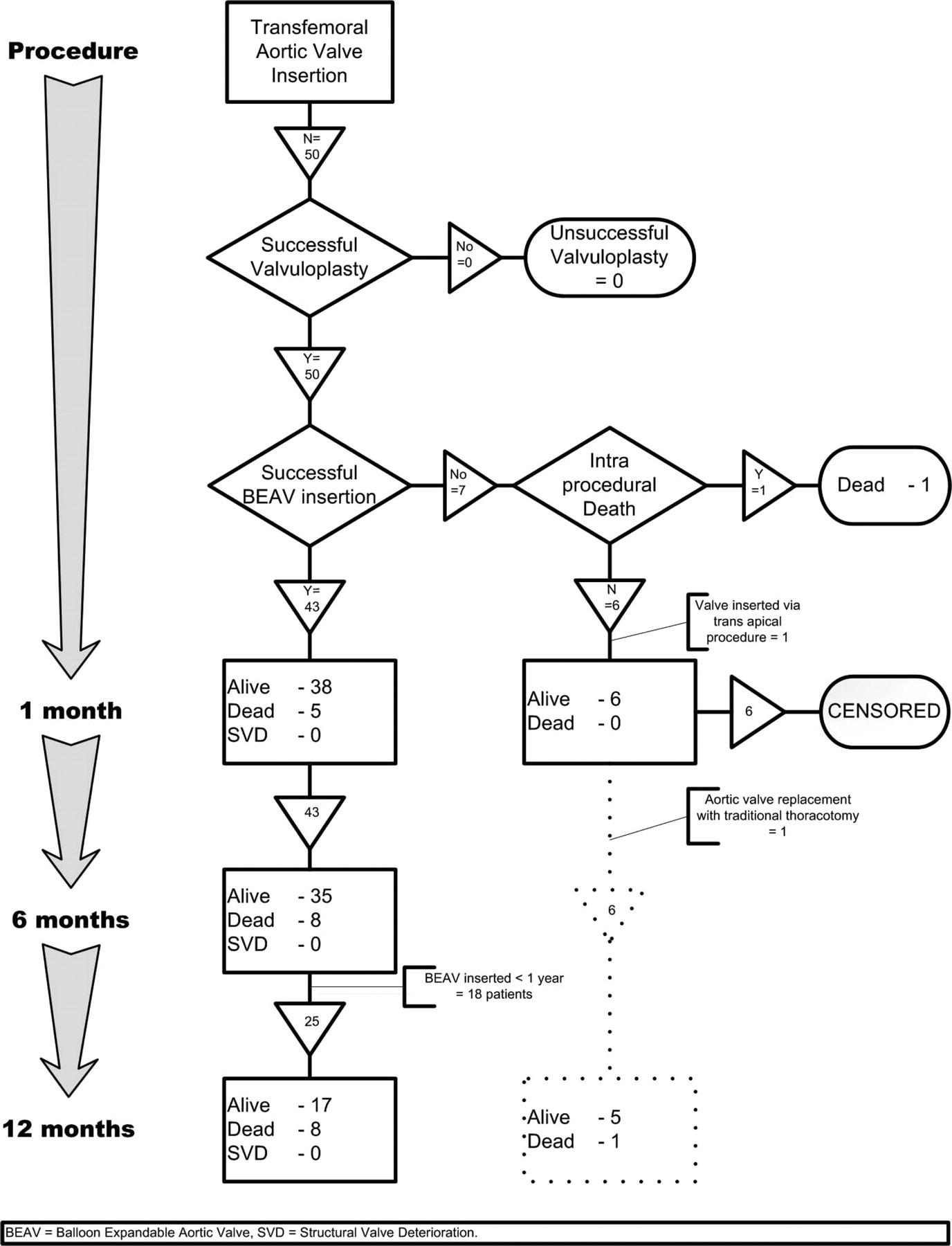 Percutaneous Transarterial Aortic Valve Replacement In