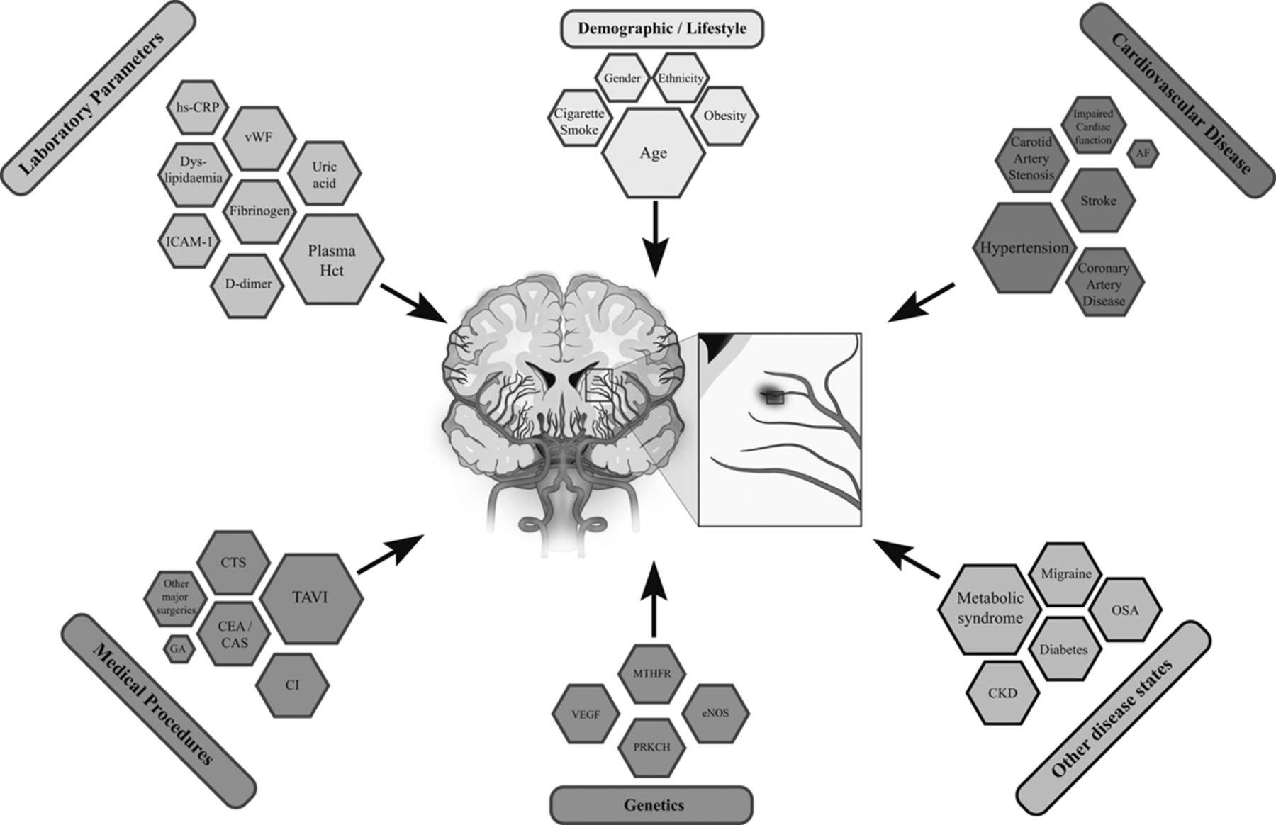 Emerging Spectra Of Silent Brain Infarction