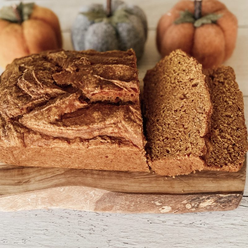 Easy Pumpkin Bread Recipe