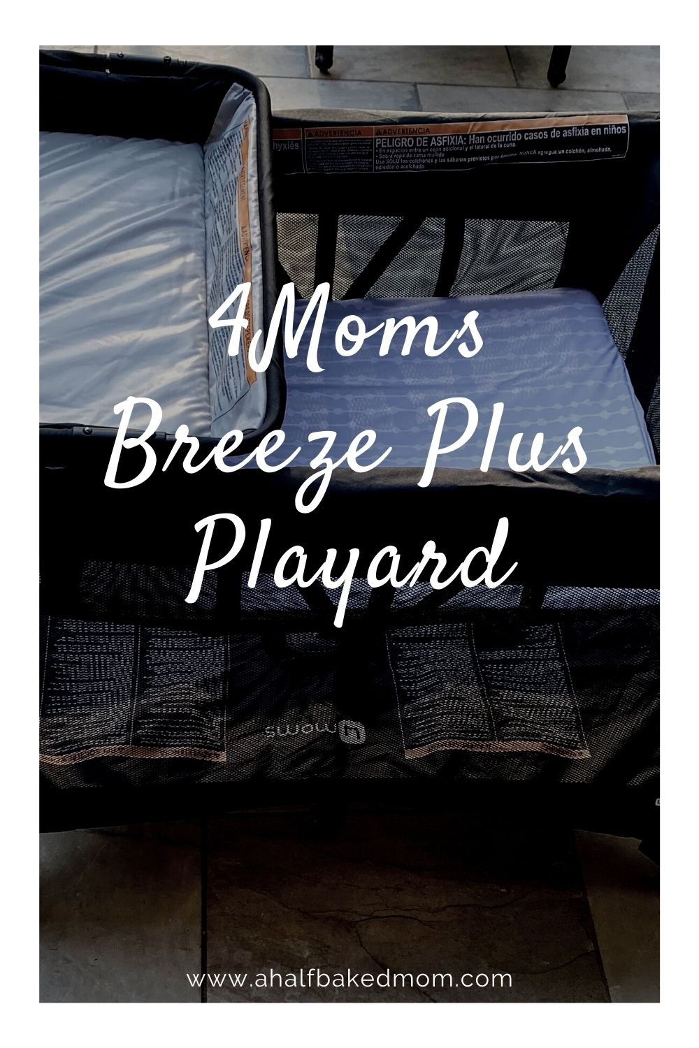 4Moms Breeze Plus Playard