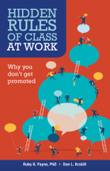 Hidden Rules of Class at Work book cover