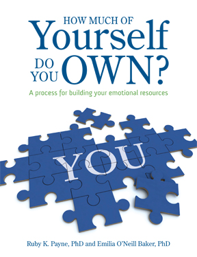 How Much of Yourself Do You Own? A Process for Building Your Emotional Resources - Book