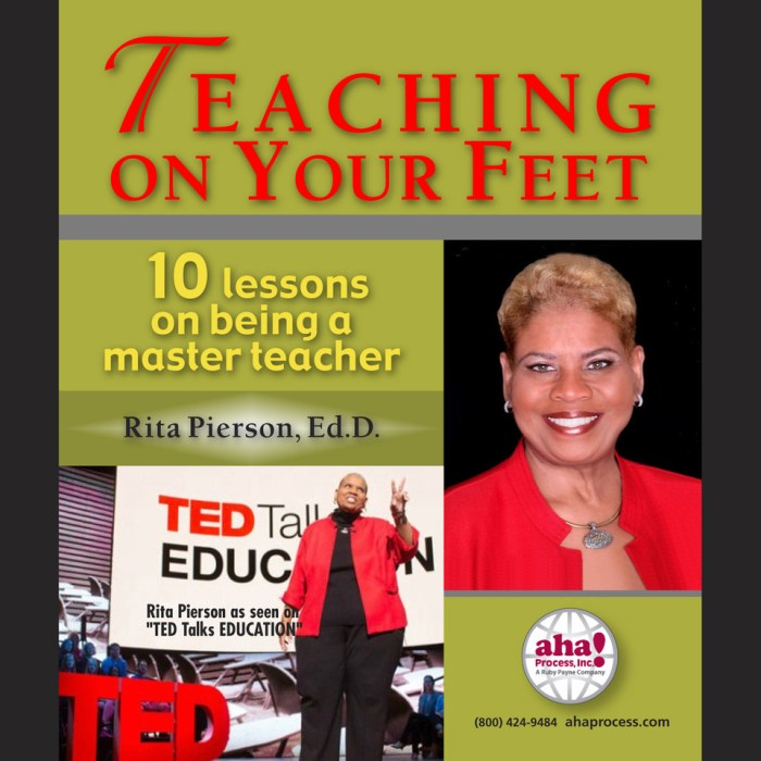 Teaching On Your Feet: 10 Lessons on Being a Master Teacher - Audio USB