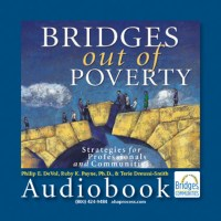 Bridges Out of Poverty - Audiobook (USB)