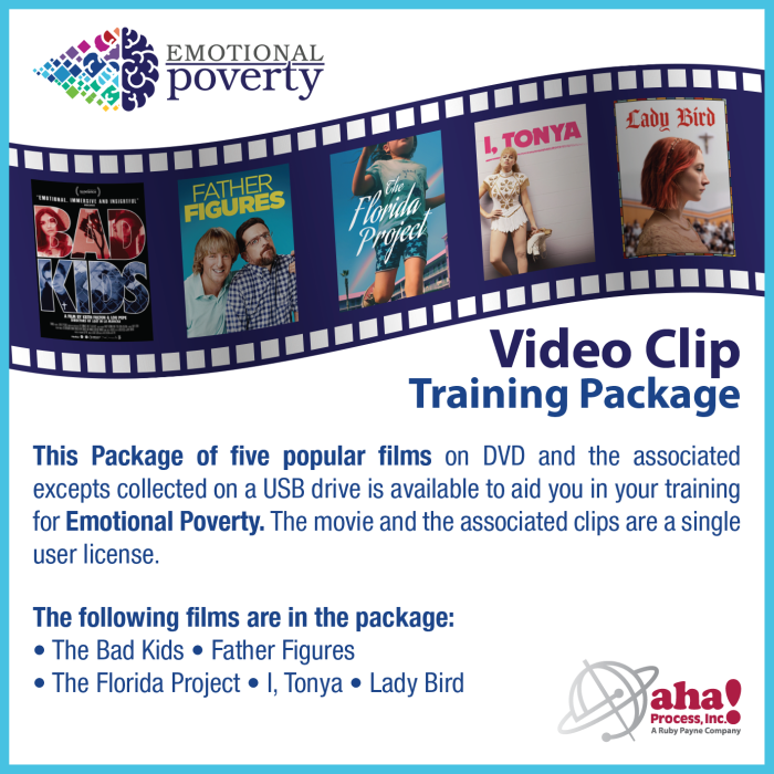 Video Clips Training Package EP