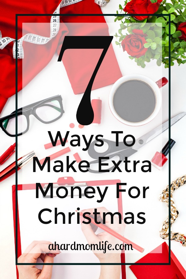Looking for a little extra spending cash? Check out this list of ways to make and save money now for your holiday spending.