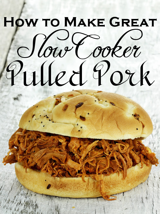 Looking for an easy crowd pleasing recipe? Slow cooker pulled pork sandwiches are easy and inexpensive. Check out this simple recipe.