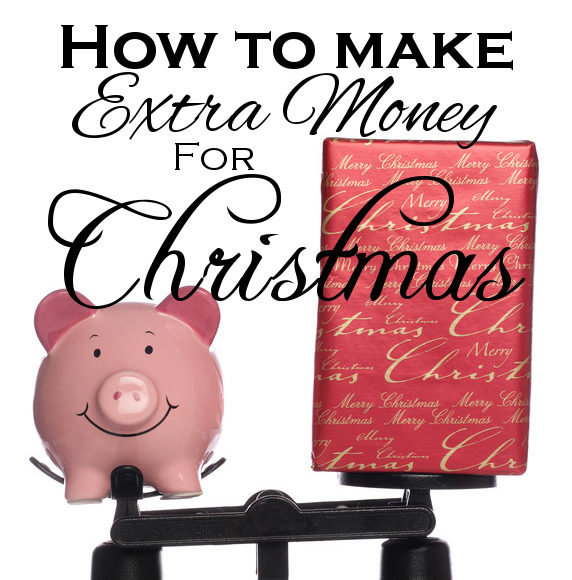 Need holiday cash? Who doesn't. This year I'll be implementing a plan for making and saving extra money for Christmas and hopefully, save my sanity.