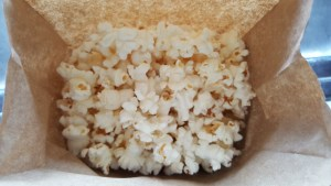 Better Than The Bag Microwave Popcorn