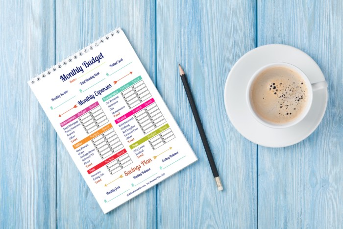 This budget is simple to use, yet packs a punch to your budgeting goals.